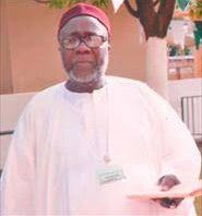 Alhaji Alieu Mboge, Gambian public administrator and Banjul Muslim elder-Hassoum Ceesay