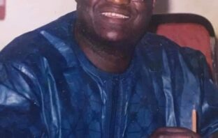 M.A. Ceesay, former research director at Central Bank of The Gambia-Momodou Sabally