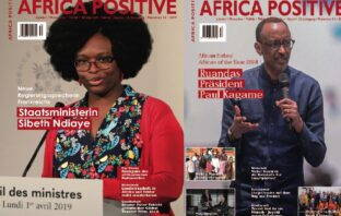 The African Voice in Germany – 22 years of Africa positive