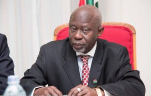 Foreign Minister Darboe