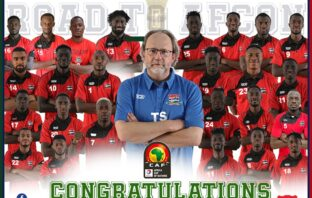 Gambia Qualifies for First Ever AFCON Finals