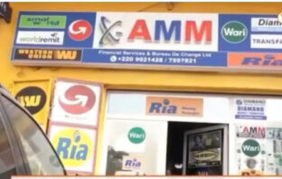 AMM Finance Service