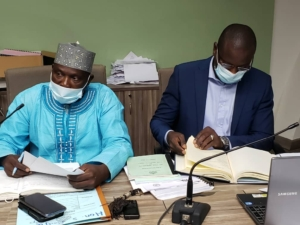 National Assembly Petitions Committee Inquires  GTBoard Staff Petition
