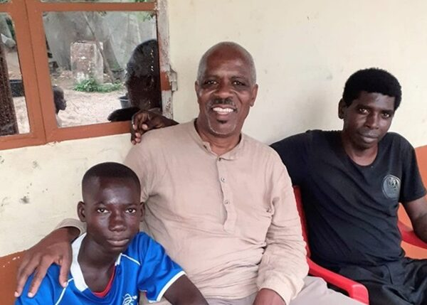 Port of Harlem Publisher Wayne Young Mirrors Gambia to U.S Radio KABC
