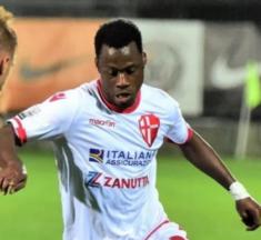 Gambian Yusupha Bobb Signs in Piacenza, Italy