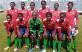 GAMBIA STARTS WITH A LOSS AT HOME