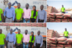 Gacem donates bags of cement to Gambian schools