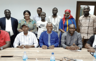 SENEGAL, GAMBIA SPORTS PRESS MEET OVER AFCON PREPARATION